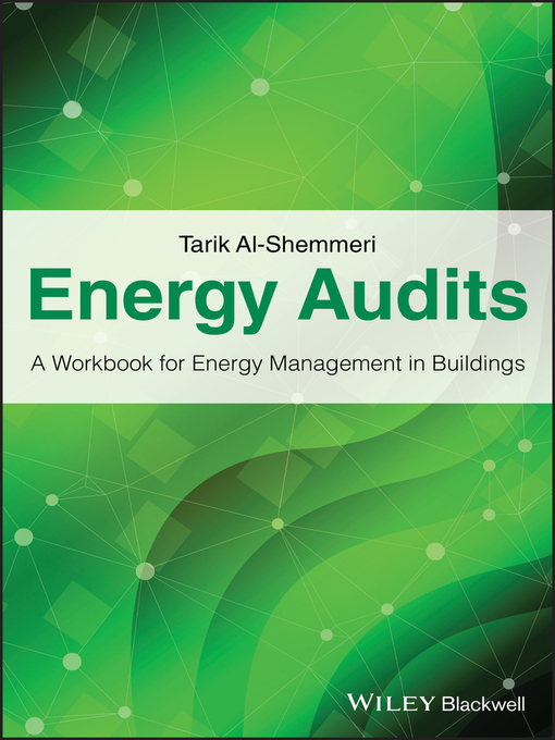 Cover of Energy Audits