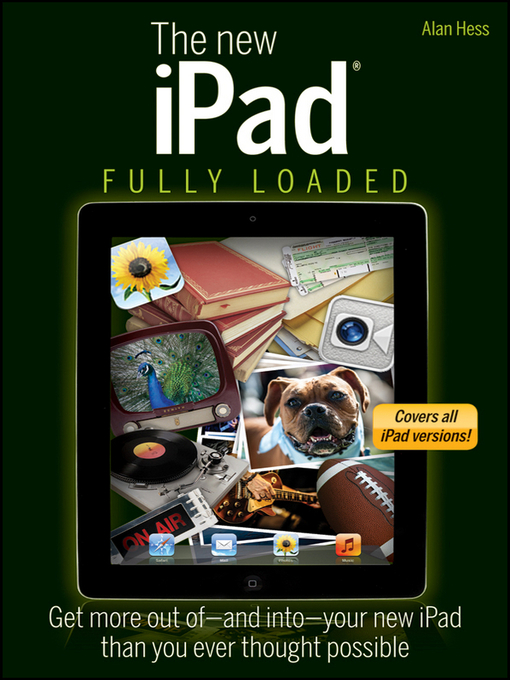 Title details for The New iPad Fully Loaded by Alan Hess - Available