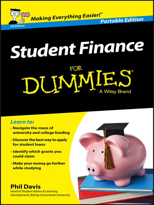 Title details for Student Finance For Dummies by Phil Davis - Available
