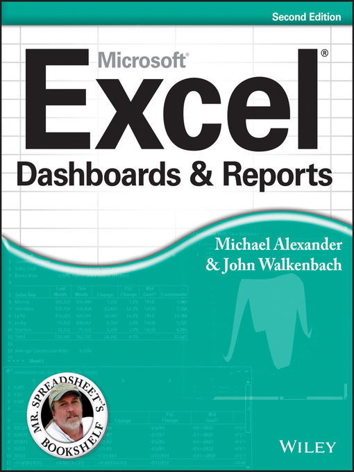 Title details for Excel Dashboards and Reports by Michael Alexander - Wait list