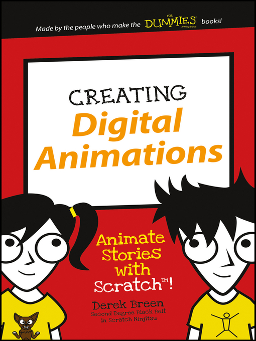 Cover of Creating Digital Animations