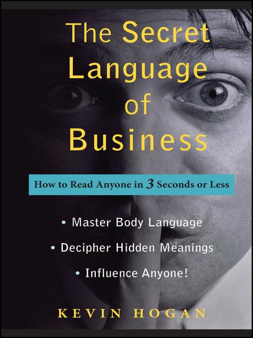 the secret language of business west virginia