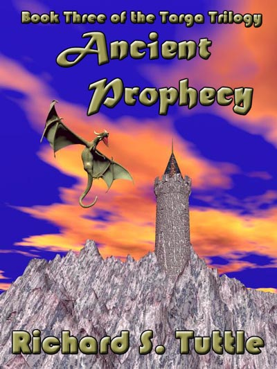 Title details for Ancient Prophecy by Richard S. Tuttle - Wait list