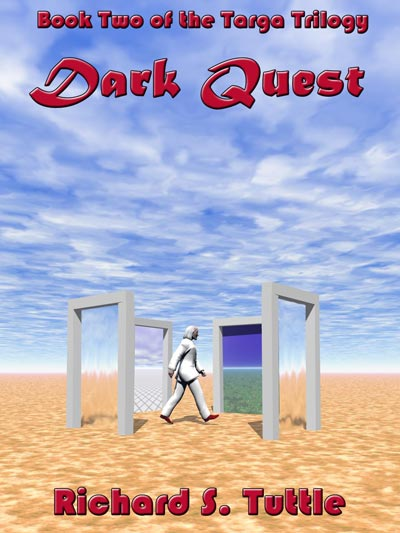 Cover of Dark Quest