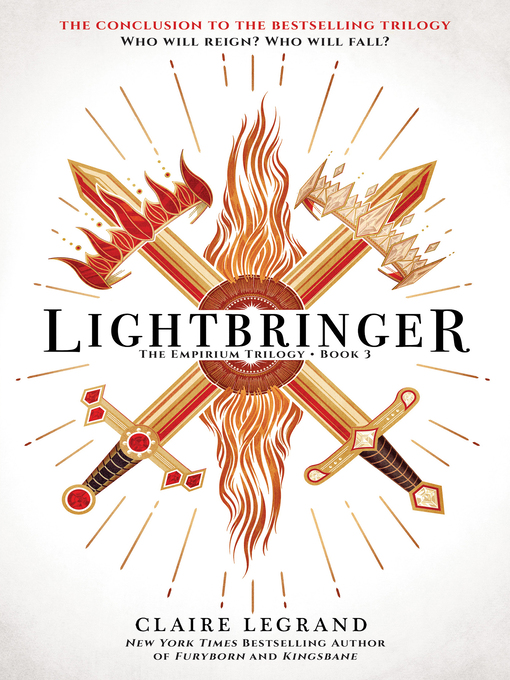 Title details for Lightbringer by Claire Legrand - Wait list