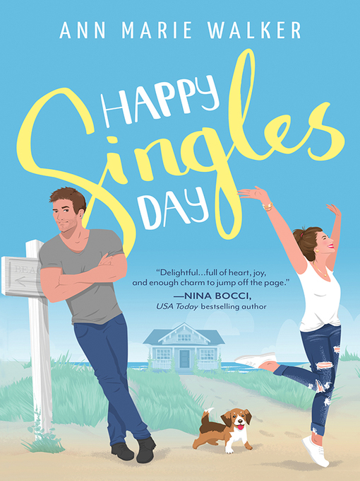 Title details for Happy Singles Day by Ann Marie Walker - Available