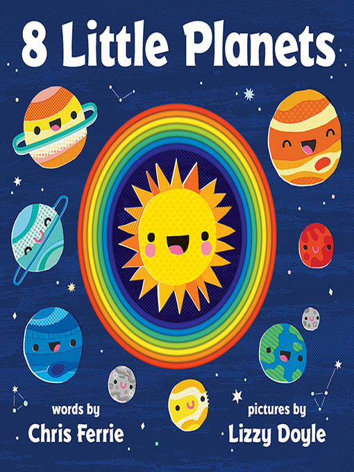 Title details for 8 Little Planets by Chris Ferrie - Available