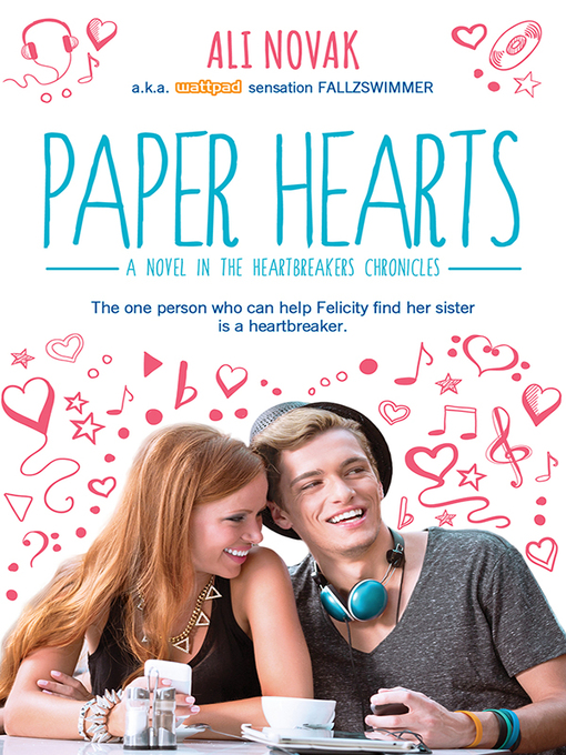 Cover of Paper Hearts