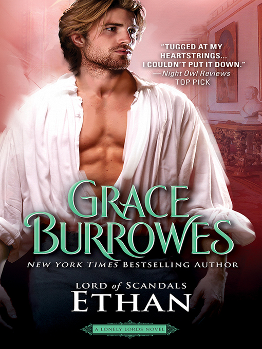 Title details for Ethan by Grace Burrowes - Available