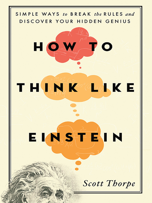 Cover image for How to Think Like Einstein
