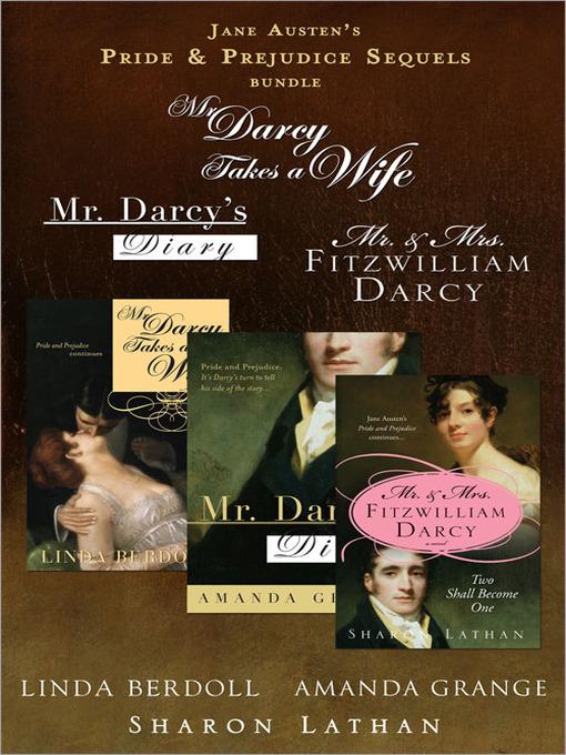 Title details for Jane Austen's Pride & Prejudice Sequel Bundle by Linda Berdoll - Available