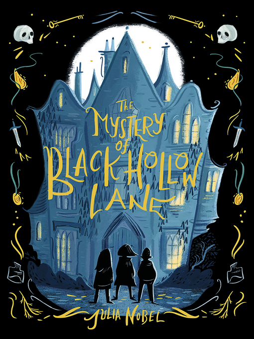 Image: The Mystery of Black Hollow Lane