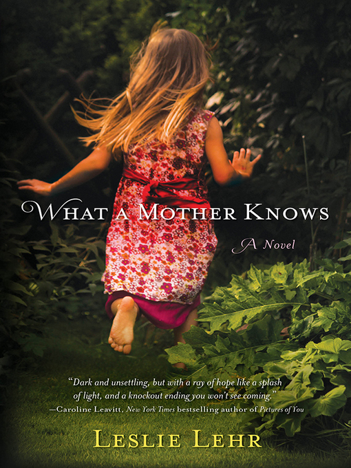 Title details for What a Mother Knows by Leslie Lehr - Available