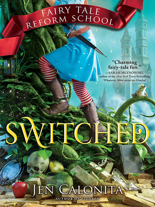 Title details for Switched by Jen Calonita - Available