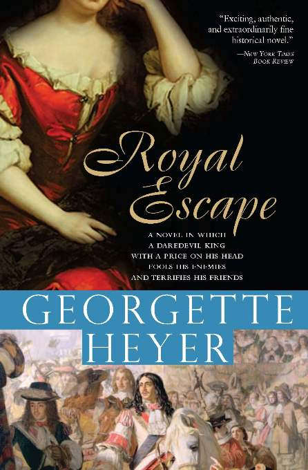 Title details for Royal Escape by Georgette Heyer - Available