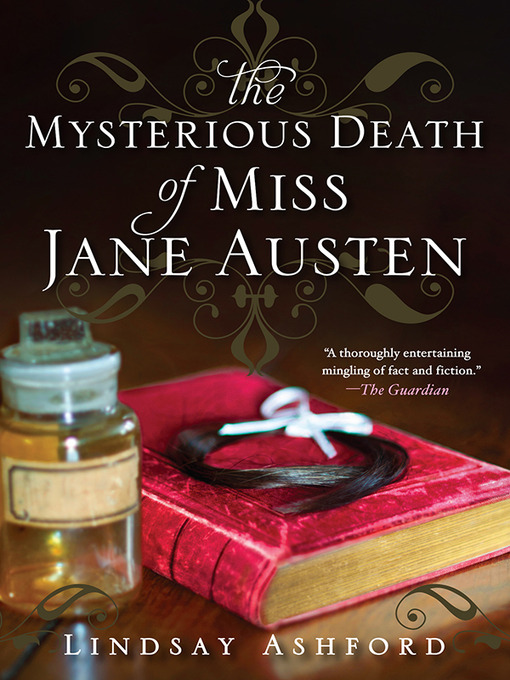 Title details for The Mysterious Death of Miss Jane Austen by Lindsay Ashford - Available