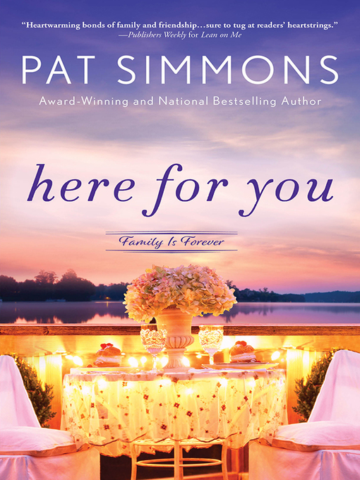 Title details for Here for You by Pat Simmons - Available