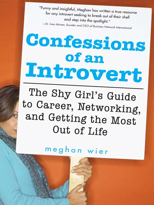 Title details for Confessions of an Introvert by Meghan Wier - Available