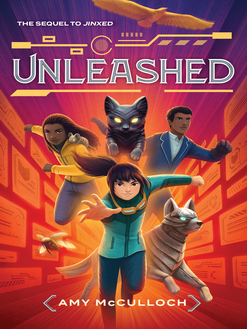 Title details for Unleashed by Amy McCulloch - Wait list