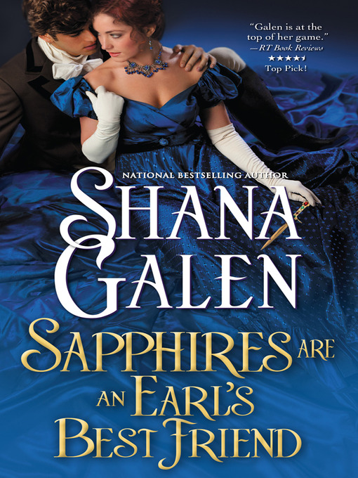 Title details for Sapphires Are an Earl's Best Friend by Shana Galen - Available