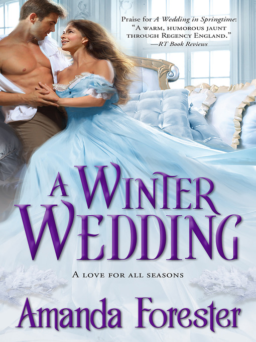 Title details for A Winter Wedding by Amanda Forester - Available