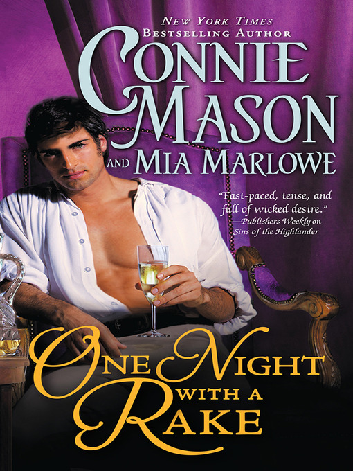 Title details for One Night with a Rake by Connie Mason - Available