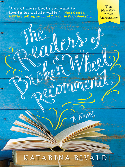 Cover of The Readers of Broken Wheel Recommend