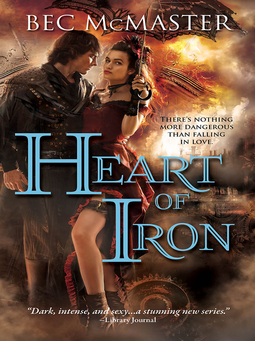Title details for Heart of Iron by Bec McMaster - Available