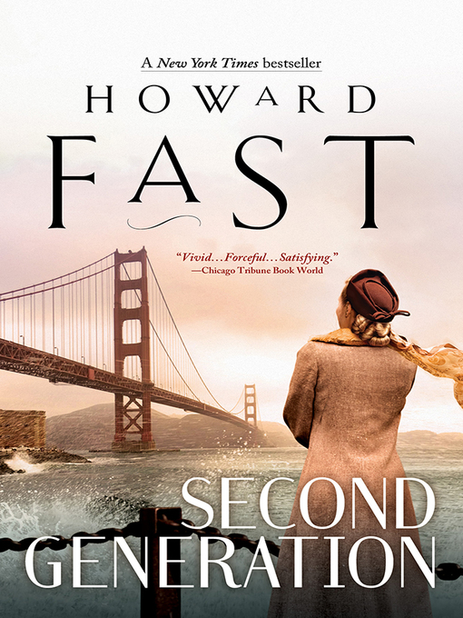 Title details for Second Generation by Howard Fast - Wait list