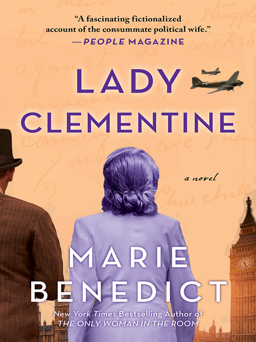 Title details for Lady Clementine by Marie Benedict - Wait list