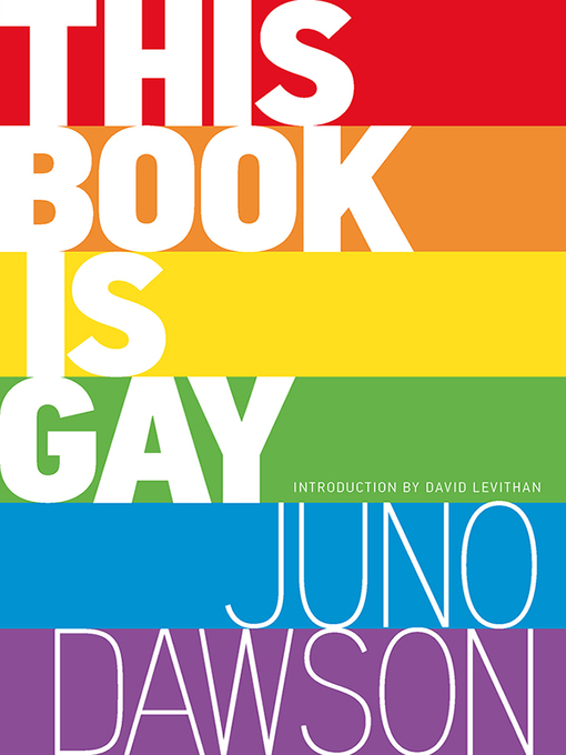 Title details for This Book Is Gay by Juno Dawson - Wait list