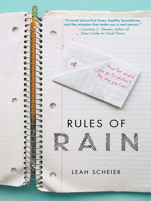 Title details for Rules of Rain by Leah Scheier - Available