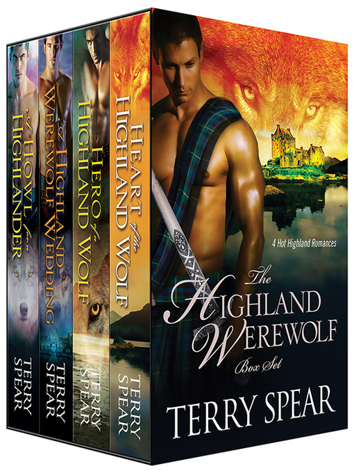 Cover of Highland Werewolf Boxed Set