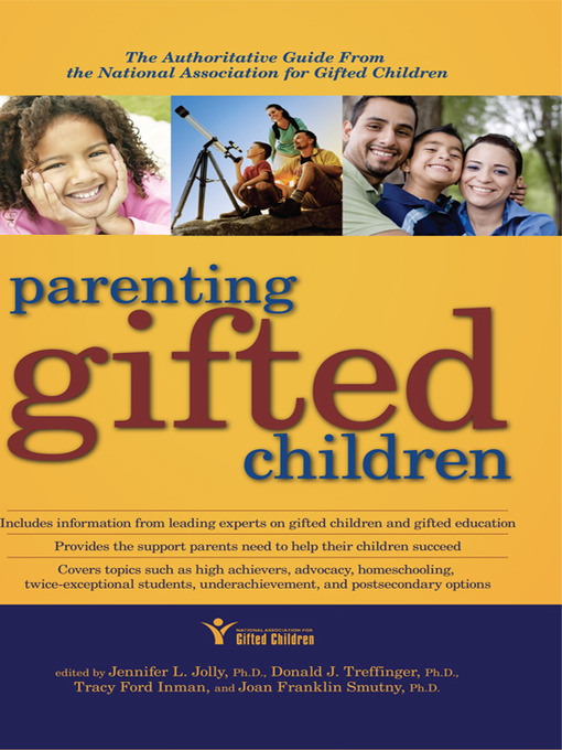 Title details for Parenting Gifted Children by Jennifer Jolly - Wait list