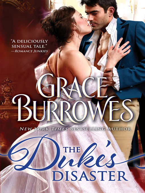 Title details for The Duke's Disaster by Grace Burrowes - Wait list