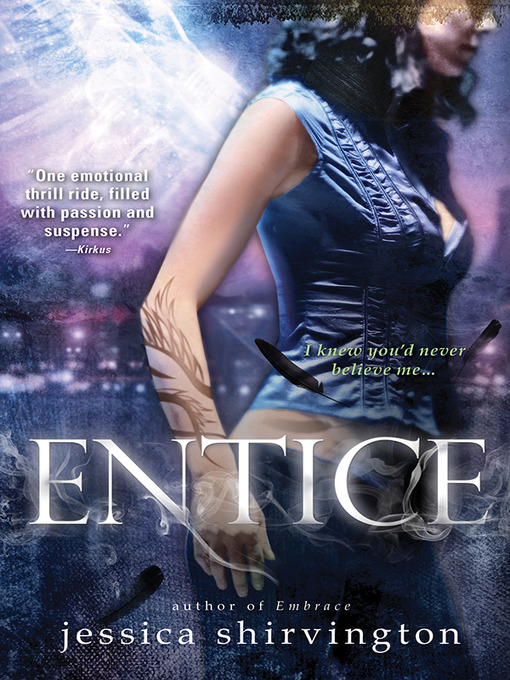 Cover image for Entice