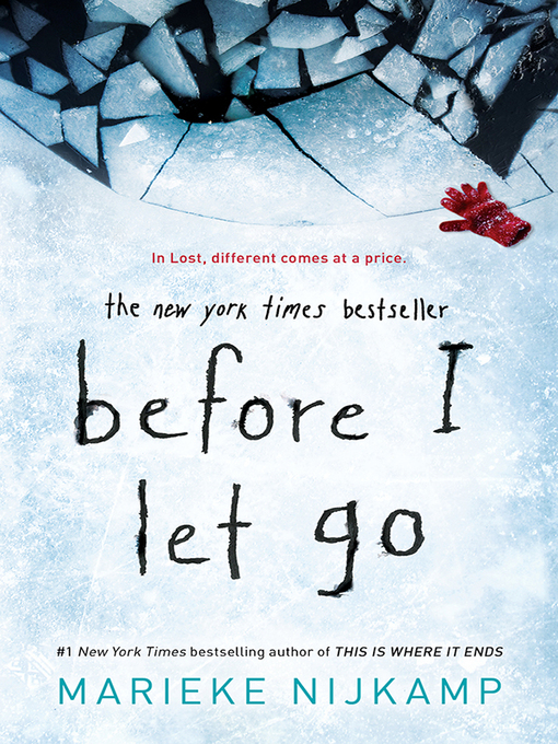 Cover image for book: Before I Let Go