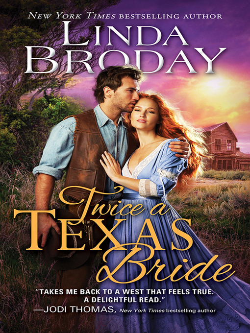 Title details for Twice a Texas Bride by Linda Broday - Wait list