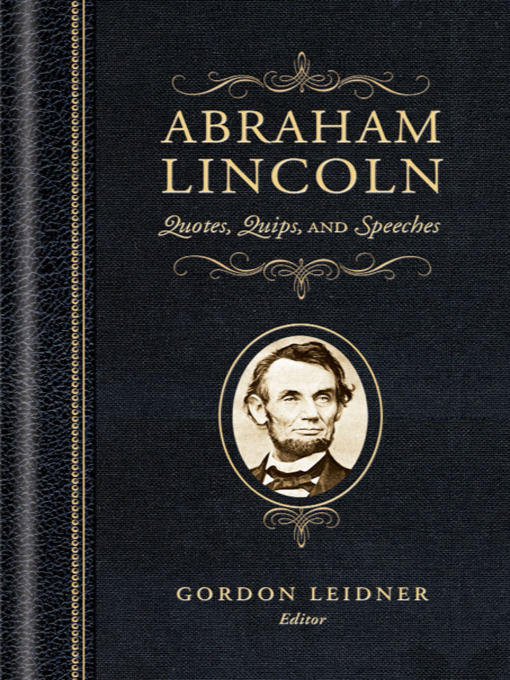 Abraham Lincoln Broward County Library OverDrive