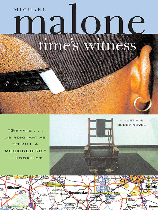 Title details for Time's Witness by Michael Malone - Available