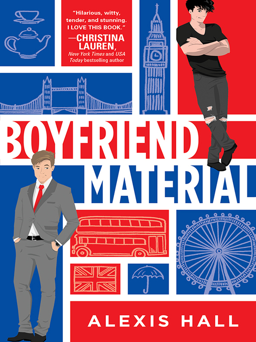 Title details for Boyfriend Material by Alexis Hall - Available