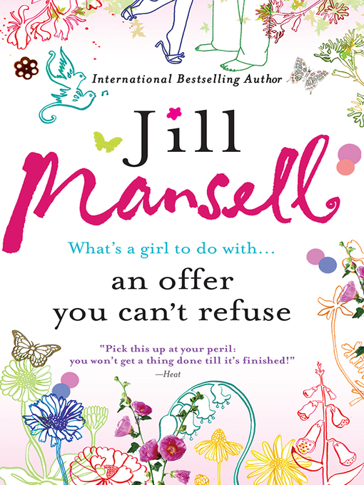 Title details for An Offer You Can't Refuse by Jill Mansell - Available