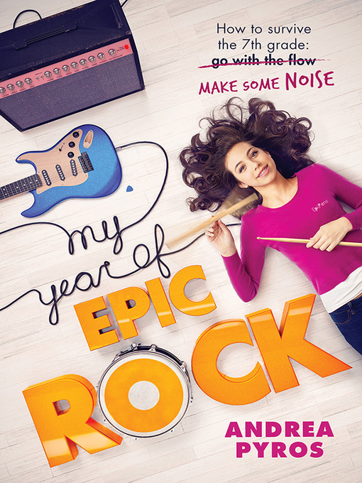 Title details for My Year of Epic Rock by Andrea Pyros - Available