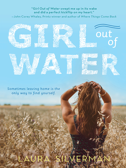 Cover of Girl Out of Water