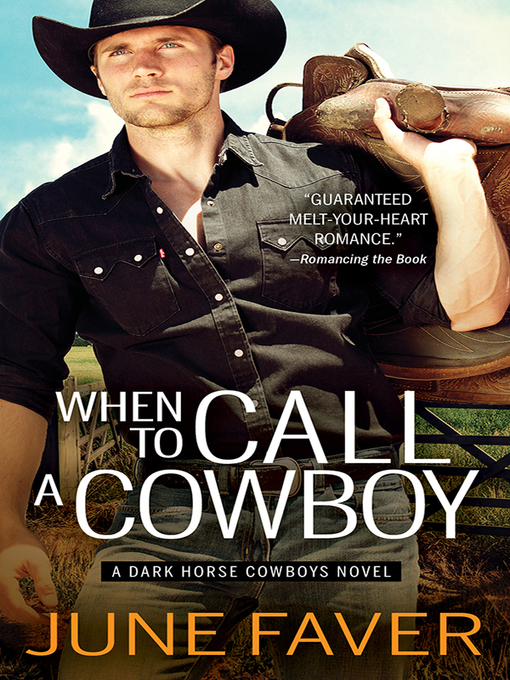 Title details for When to Call a Cowboy by June Faver - Wait list
