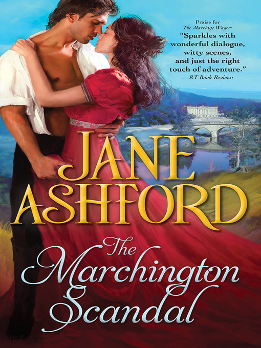 Title details for The Marchington Scandal by Jane Ashford - Wait list