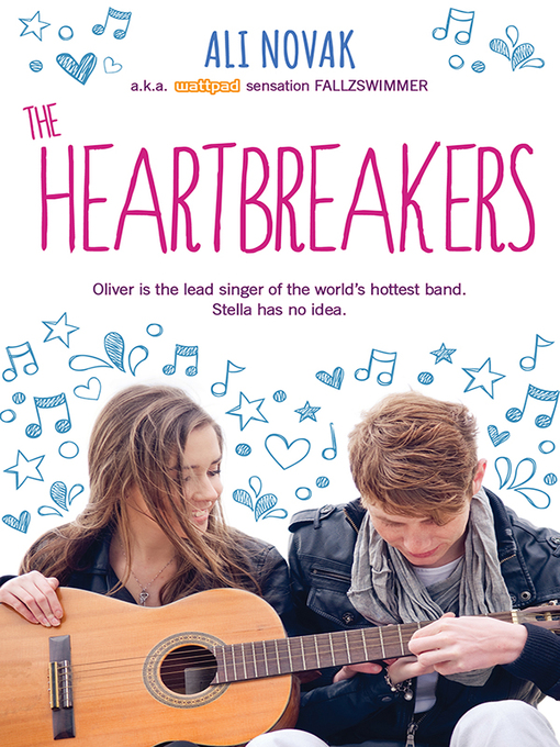 Cover of The Heartbreakers