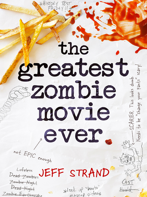 Cover of The Greatest Zombie Movie Ever