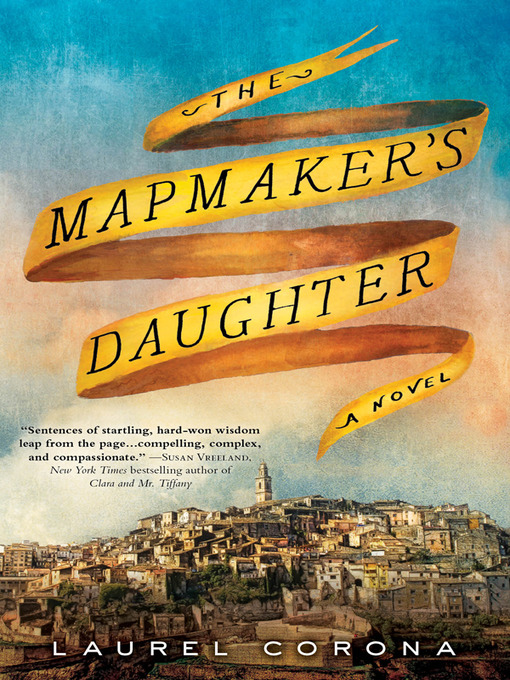 Cover of The Mapmaker's Daughter