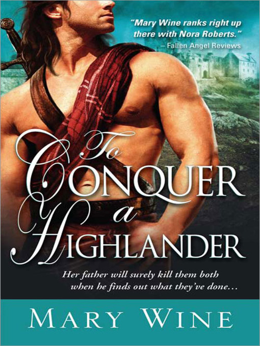 Title details for To Conquer a Highlander by Mary Wine - Available